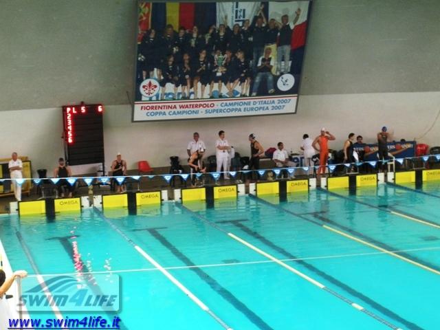 19 trofeo citt di firenze l 39 essenza del nuoto master - San marcellino piscina ...