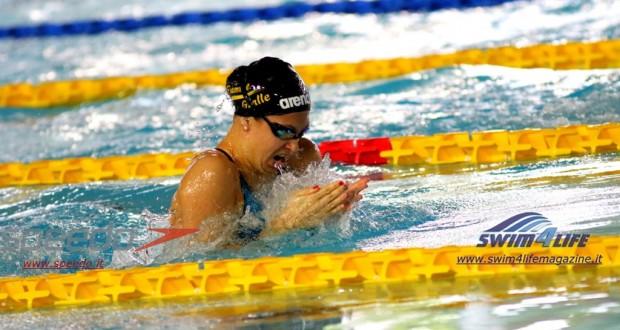 Arianna Castiglioni-Campionati Italiani Assoluti primaverili 2015