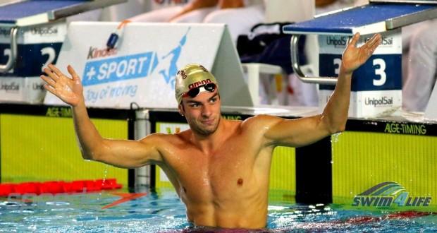 Gregorio Paltrinieri-campionati italiani assoluti primaverili 2015
