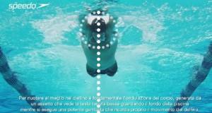 migliorare tecnicia nuoto delfino