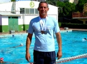 Marco Conti-nuoto master