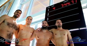 Yuri -otti-Gianluca-Ermeti-Andrea-Maniero-Maurizio-Tersar-20°-trofeo-gussago