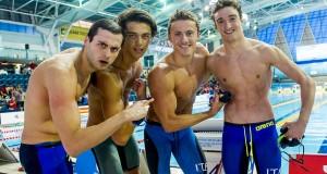 44th European Junior Swimming Championships, Team Italy