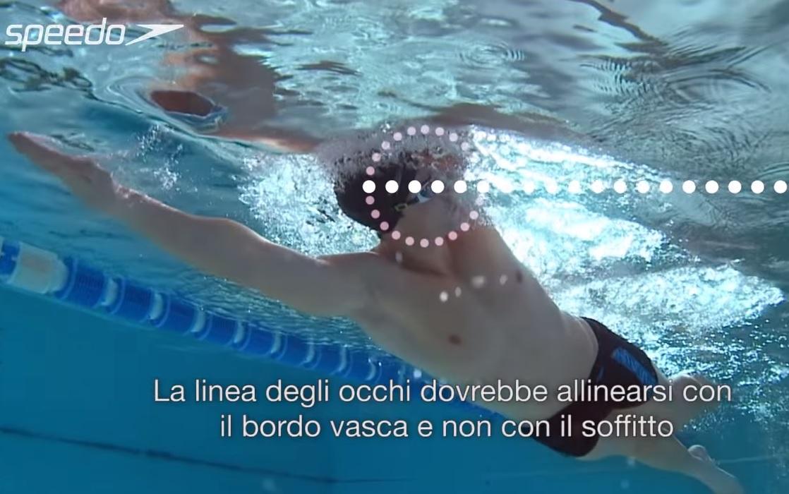 tecnica nuoto stile libero