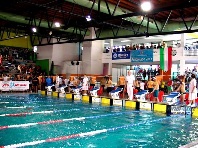 Legnano protagonista del prossimo week end di gare master fin swim4life magazine - Piscina di legnano ...