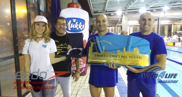 La nuoto club firenze esulta al primo colpo vittoriosa al trofeo amici del nuoto swim4life - Piscina nannini firenze ...