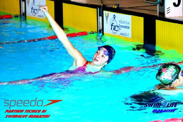 Nuotatore Dating un ragazzo
