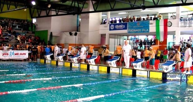 Il citt di legnano sar il meeting pi caldo del week end master marcato fin swim4life magazine - Piscina di legnano ...