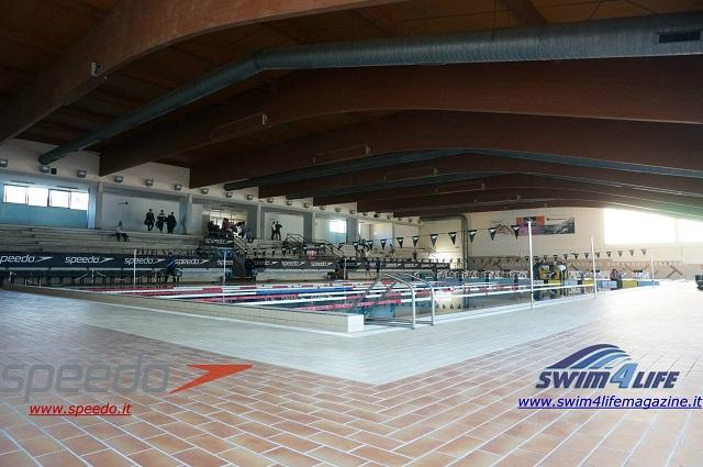 record di iscritti al trofeo swim4life 700 atleti da