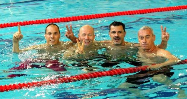 Spettacolo da record al trofeo europa sporting club e i - Piscina lamarmora ...