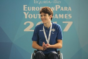 europei-giovanili-paralimpici-genova-2017-antonio-fantin