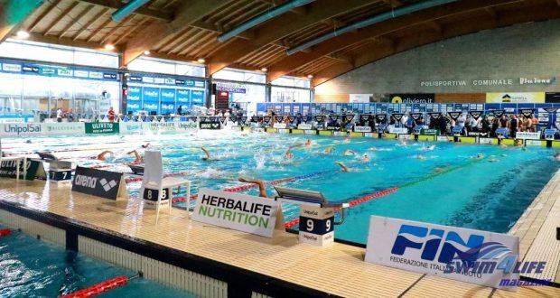 Fin Nuoto Calendario Gare.Nuoto Master Campionati Italiani 2019 Ufficializzato Il