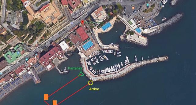 Nuoto in acque libere le acque del golfo di napoli ospiteranno la coppa natale swim4life - Campo estivo bagno elena ...