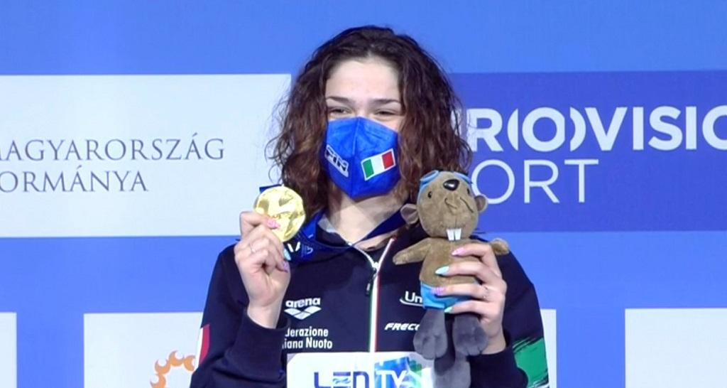 benedetta-pilato-imprendibile-campionessa-europea-50-rana-podio
