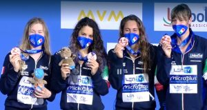 italia-bronzo-4x200-femminile-medaglia-europea-mancava-da-sette-anni