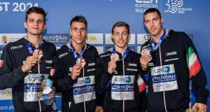 italia-spettacolare-sette-medaglie-terza-giornata-europei-budapest